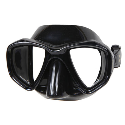 dual lens dive mask with tinted lenses for color correction