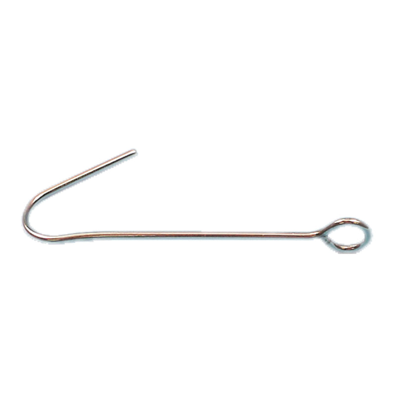 Trident 8.75 Inch Reef Hook in Corrosion Resistant Stainless Steel