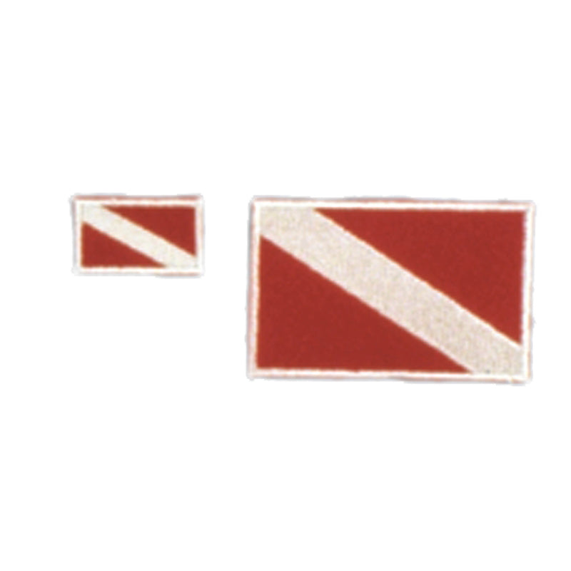 Flag Patch 2 3/4 X 1 3/4