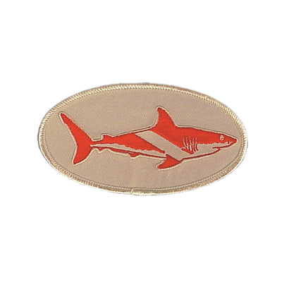 Dive Flag Shark Patch