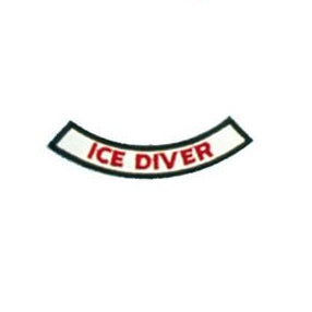 Ice Diver Chevron Patch