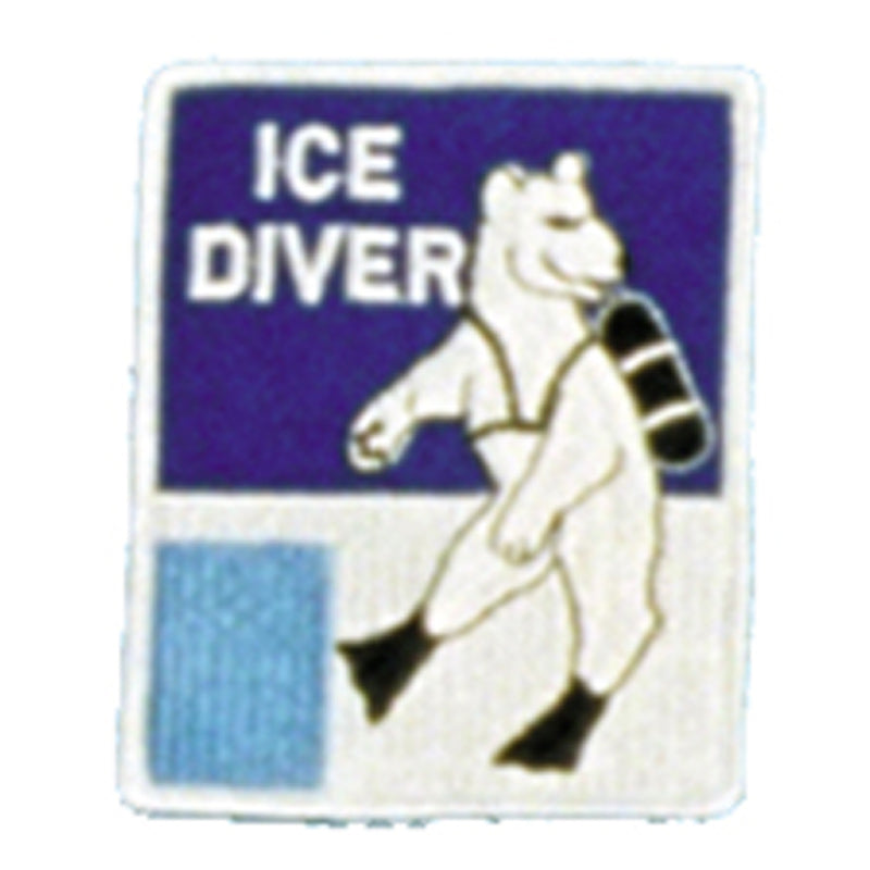Ice Diver Patch