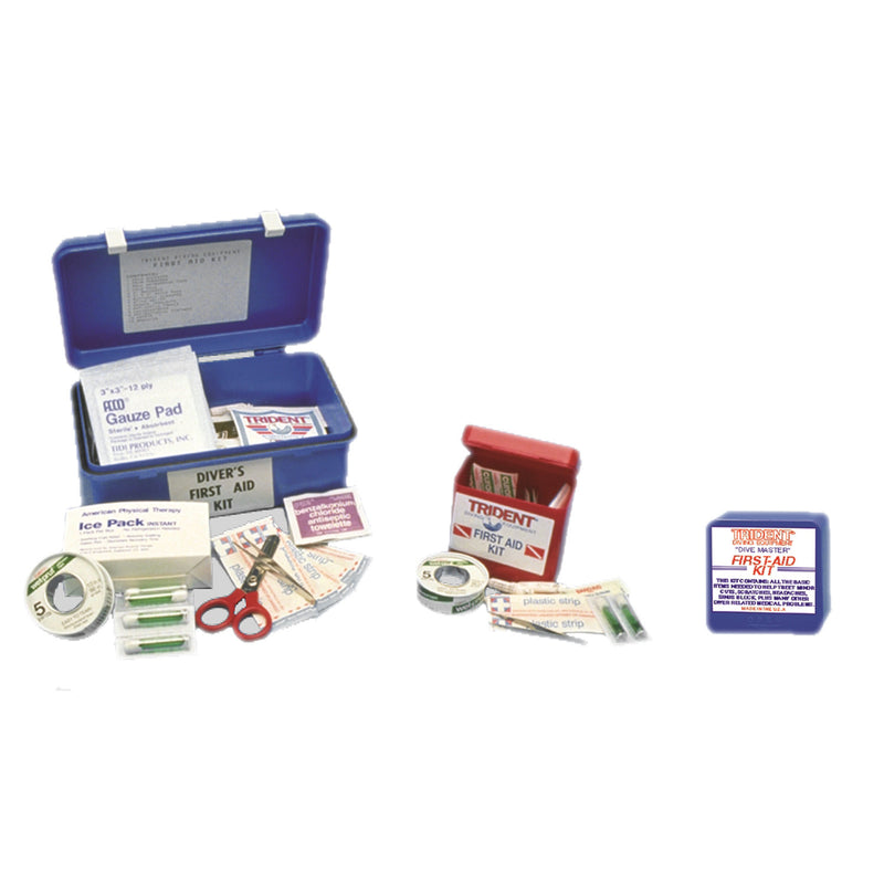 Deluxe First Aid Kit With Drybox
