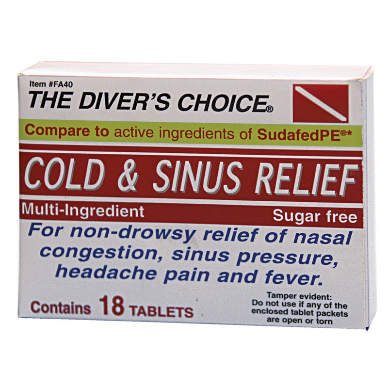 Cold & Sinus Relief
