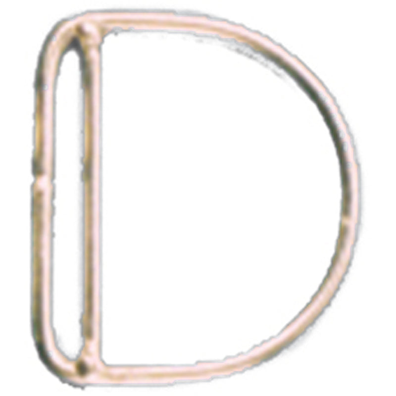 Double D Stainless 2 D-Ring
