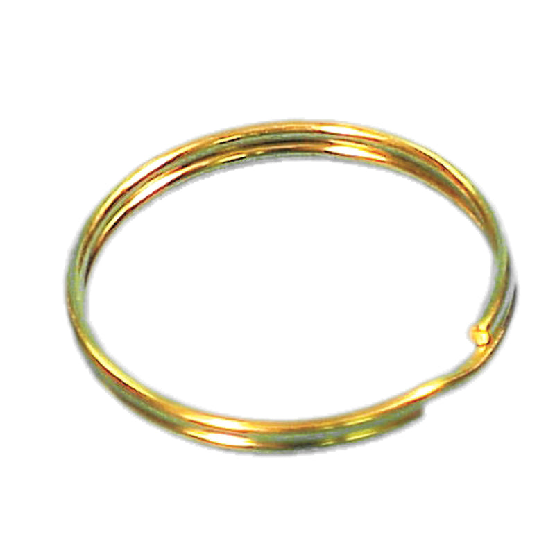 Brass Split Ring