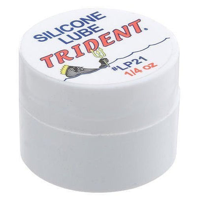 1/4 Oz Container Silicone Lube