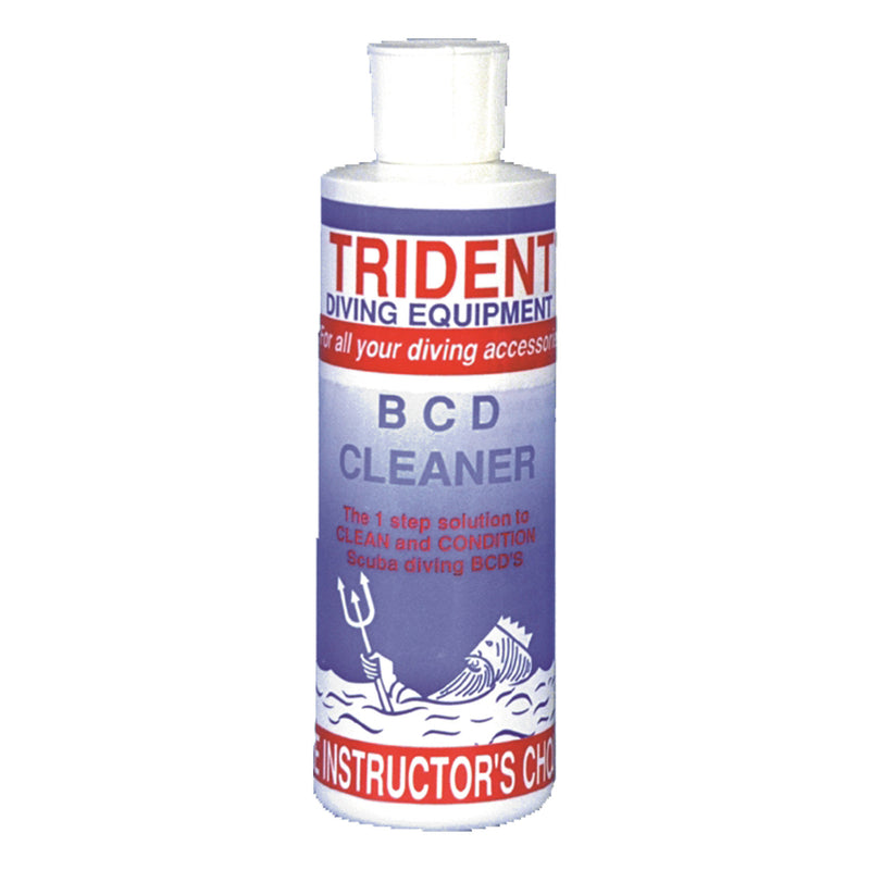 B.C.D. Cleaner-Conditioner 8 Oz. Bottle