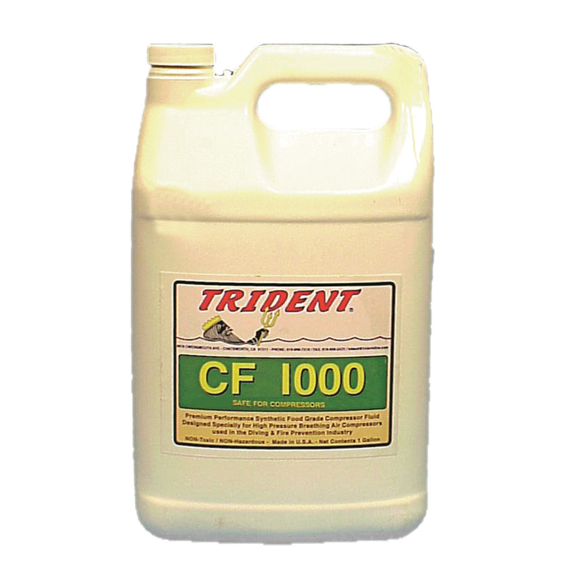 Cf-1000 Synthetic Compressor Lubricant