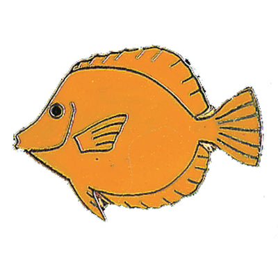 Yellow Tang Pin