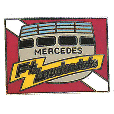 Ft-Lauderdal Pin