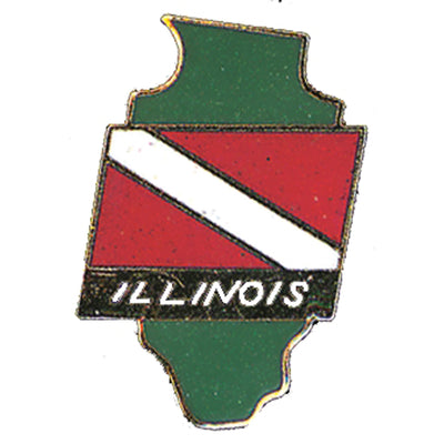 Illonois Pin