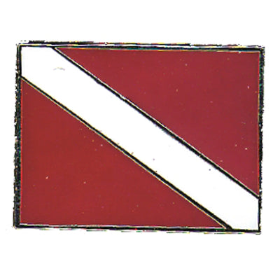 Diver Below Pin