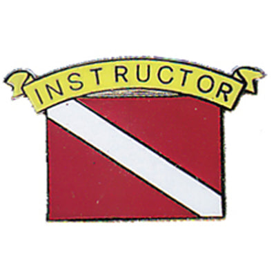 Instructor Pin