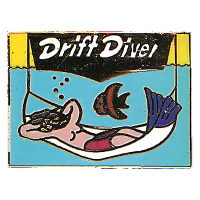 Drift-Diver Pin