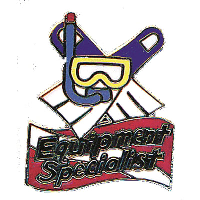 Equip-Specialty Pin