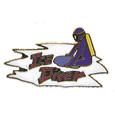 Ice-Diver Pin