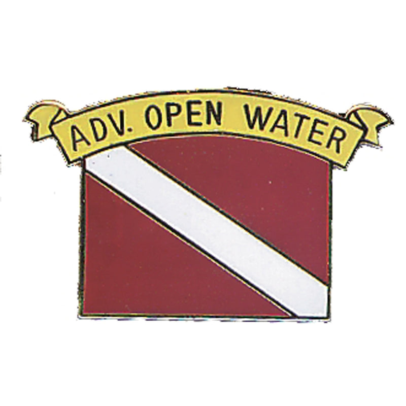 Advanced Diver Pin