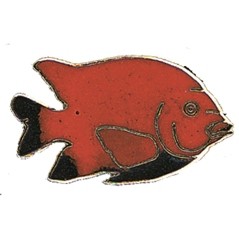 Damselfish Pin