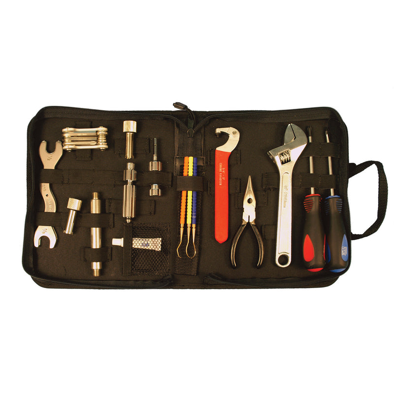 Deluxe Diver's Tool Kit - Great for Scuba, Camping, Boating and More