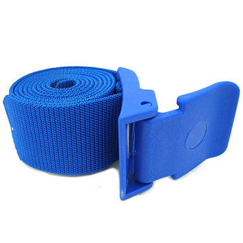 IST Nylon Webbing Diving Weight Belt with Quick Release Fold Over Buckle