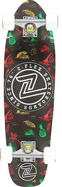 Z-Flex Pineapple Island Time 27 Inches Cruiser