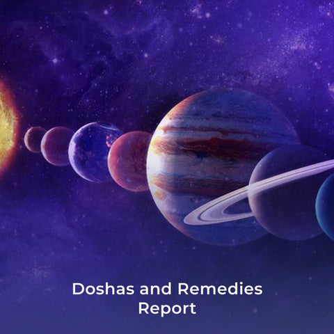 Doshas and Remedies Report
