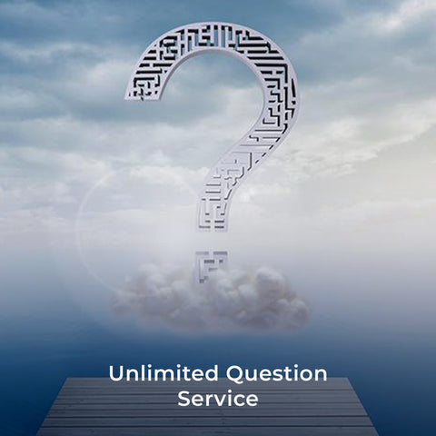 Unlimited Question Service