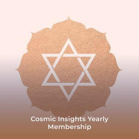 Cosmic Insights Yearly Membership