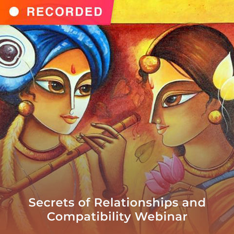Secrets of Relationships and Compatibility Webinar