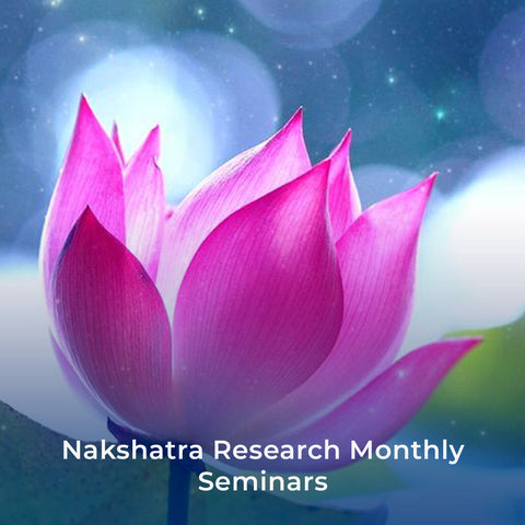 Nakshatra Research Monthly Seminars