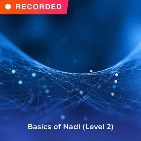 Basics of Nadi (Level 2)