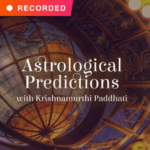 Astrological Predictions with Krishnamurthi Paddhati