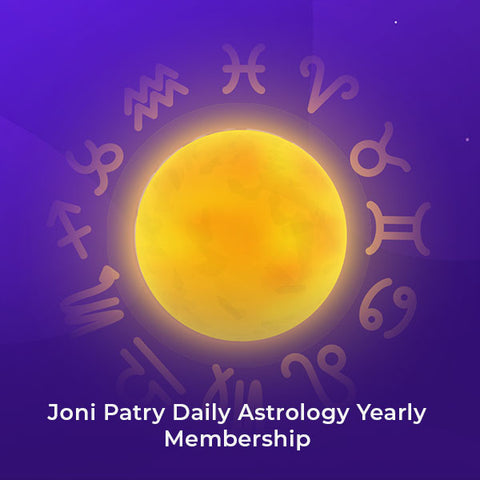 Joni Patry Daily Astrology Yearly Membership