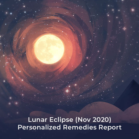 Lunar Eclipse (Nov 2020) Personalized Remedies Report