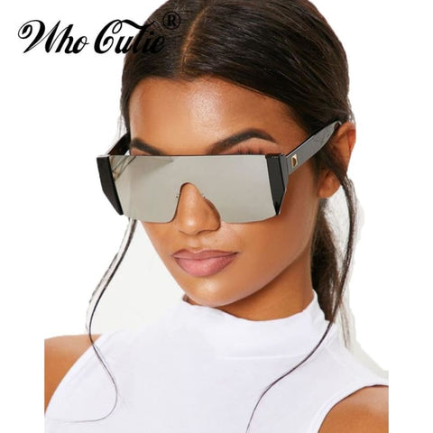 Futuristic One Piece Shades, shades - powermovz