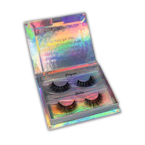 GlowGetter Lash Duo BY WARPAINT