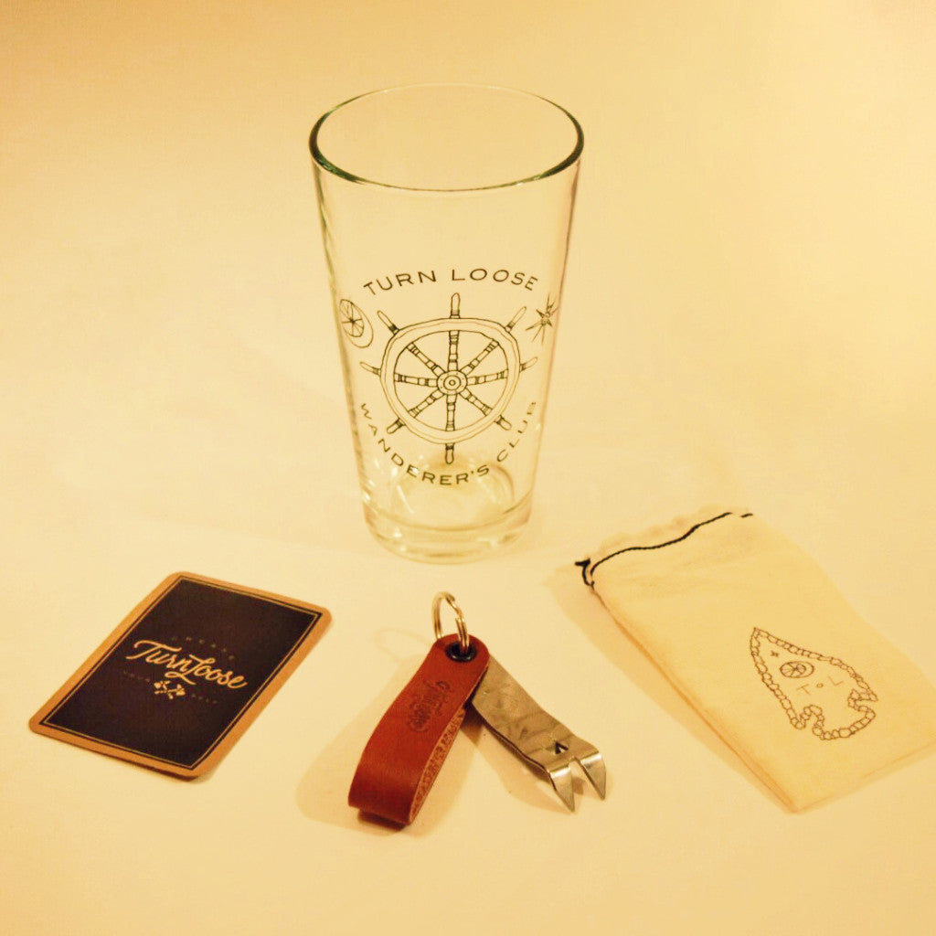Bottle Opener / Pint Glass Combo Pack