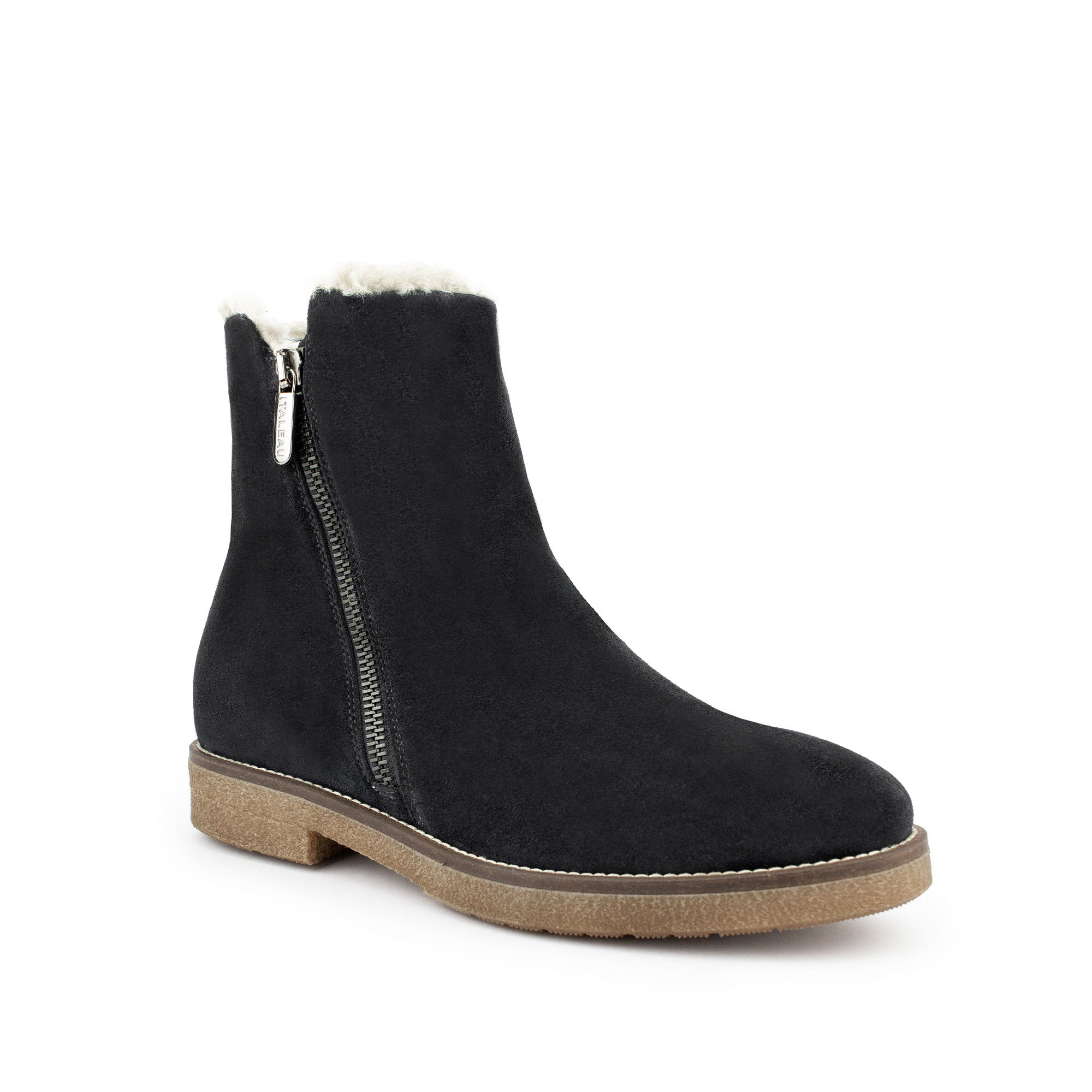 Fiorella Shearling Booties