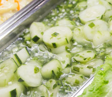 Cucumber Salad (Low Calorie) (1 lb.)