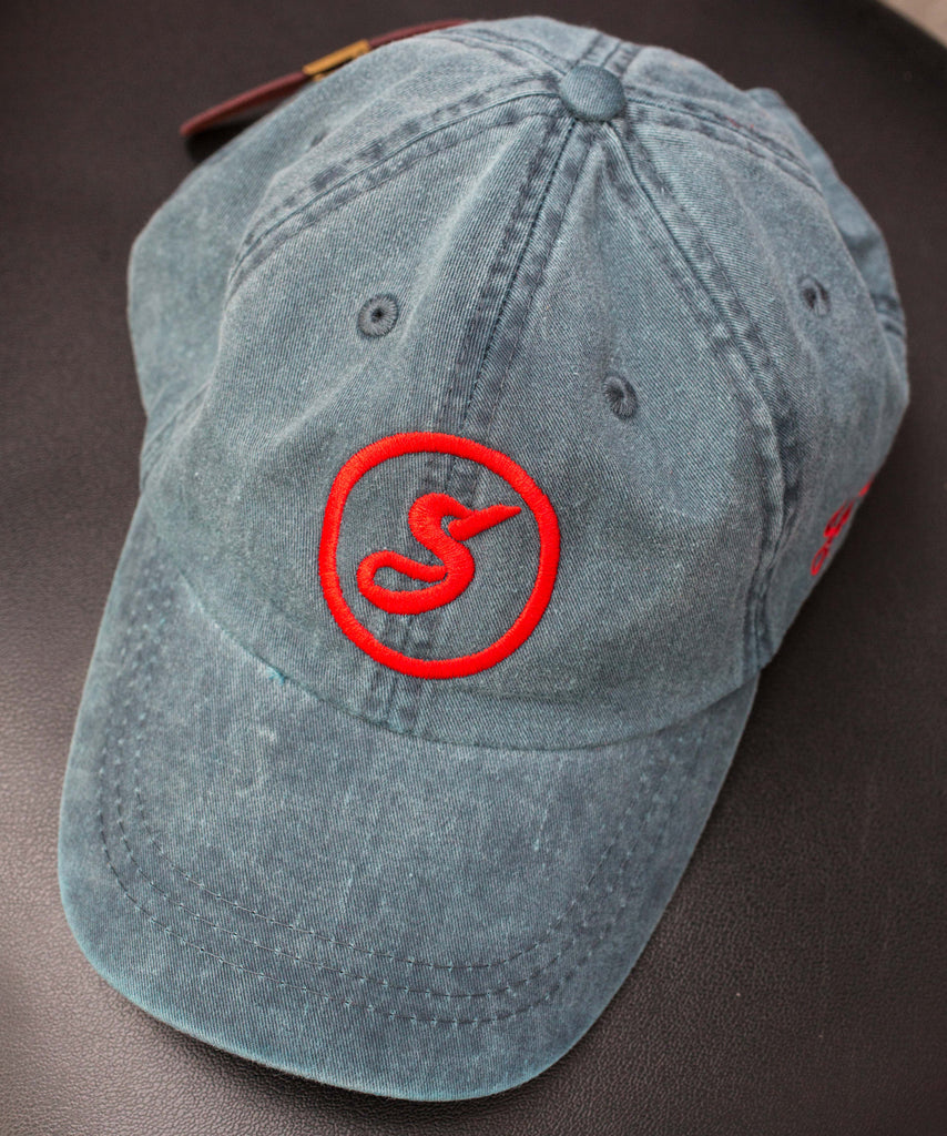 1a08ed199f8ce Blue Denim Dad Hat (One Size Fits All) – Sarge s Delicatessen   Diner
