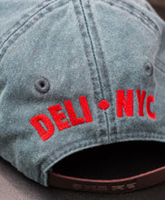 Blue Denim Dad Hat (One Size Fits All)
