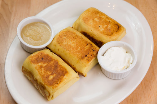 Mom's Homemade Cheese Blintz Pak for 3 to 4 people