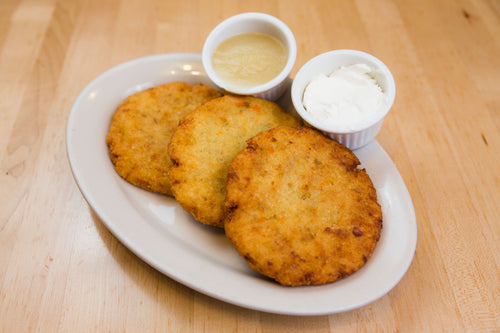 Potato Pancake aka Latkes (1 Large)