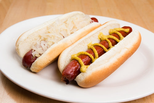 Hot Dog Buns (6)