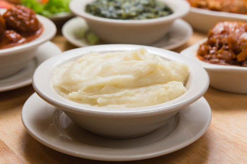 Mashed Potatoes (Creamy) 1 Lb.