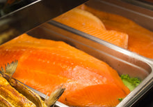 Nova Scotia Smoked Salmon (1 lb. Hand Sliced)
