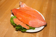 Belly Lox (1 lb. Hand Sliced ) (Please read description)