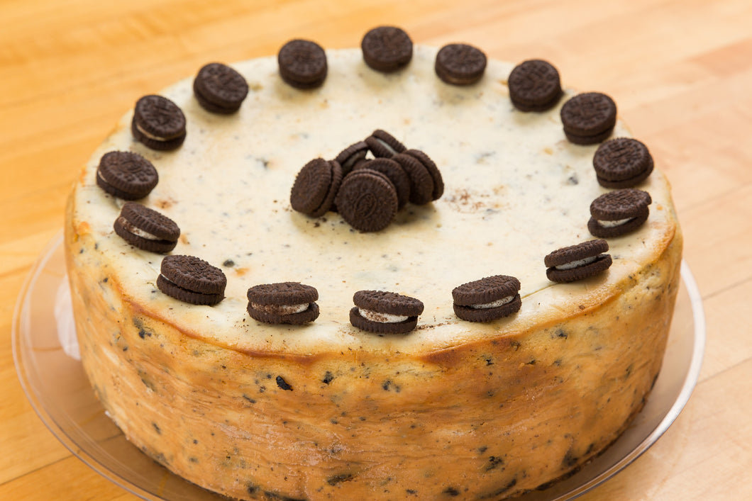 Cheesecake 10 Inch (Oreo) Mom's Famous