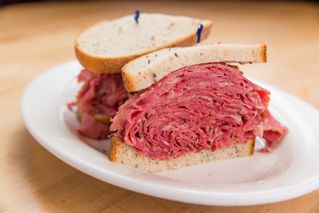 Corned Beef Sandwich Kit for 4 to 6